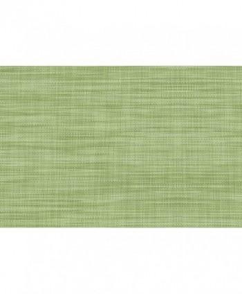 Tovaglia effetto tessile verde mela rotolo