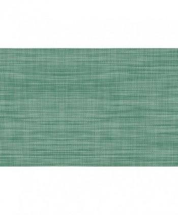 Tovaglia effetto tessile verde scura rotolo