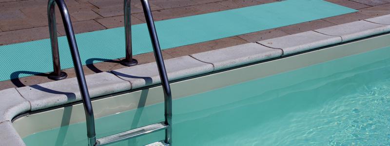 tappetino per piscina