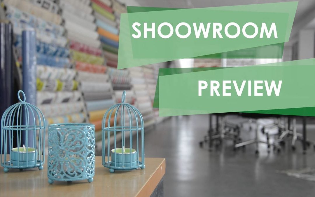 Nuovo showroom in arrivo…