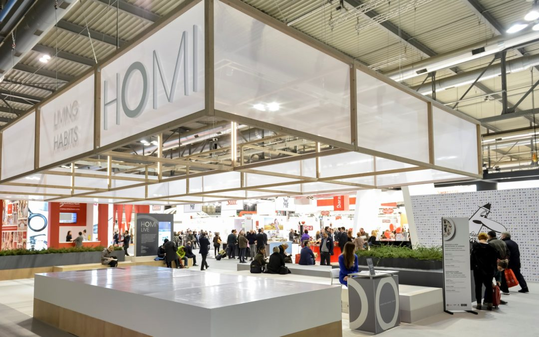 Homi 2019 and new collections